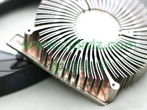 德瑞电子散热器产品市场领先产品