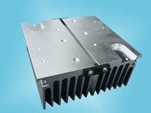德瑞电子提供特殊加工电子散热器服务